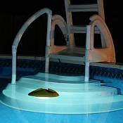 Nova II Floating Pool Light