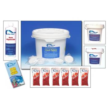 Pool Chemicals & Chlorine