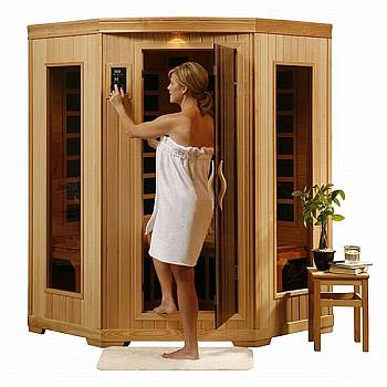 Ceramic Infrared Saunas
